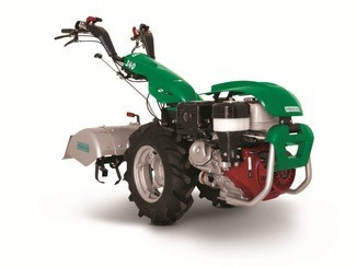 Motocultor Ferrari 340 Power Safe (Sasiu + Motor Honda GX390, 13.0 CP + Roti 5.0-10)