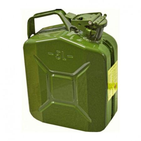 Canistra metalica pentru combustibil Rotakt 5L RO0403T-6