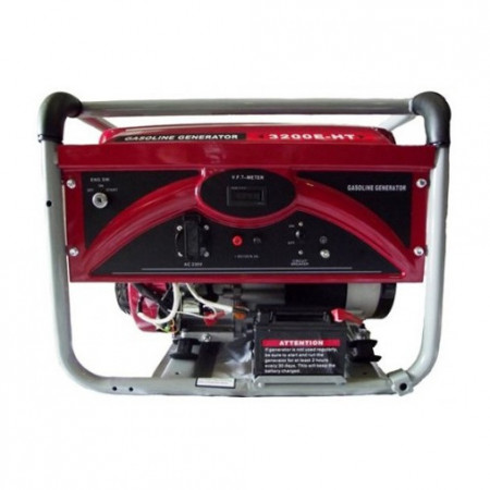 Generator de curent WM 3200 E-HT pornire la cheie