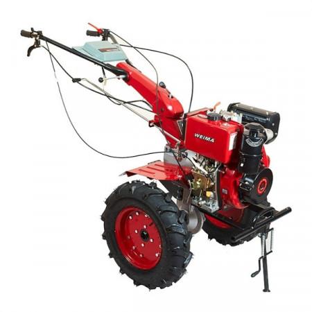 Motocultor Weima WM1100F, motor 13 CP, 3 viteze