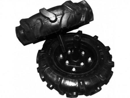 Set roti de cauciuc motocultor Rotakt 3.50-6