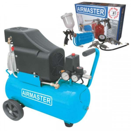 Compresor aer AIRMASTER AIR2SHU824 AIR-70S