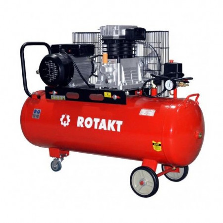 Compresor cu piston ROTAKT Z-0.25/8, 100 L, 8 BAR