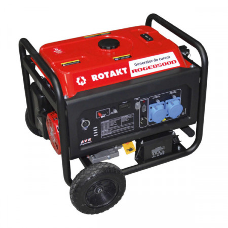 Generator de curent ROGE8500D, 8.5 kW