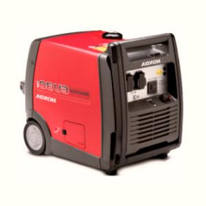 Generator Honda EU30iS1 G, 3 kVA, 91 dB, insonorizat, benzina