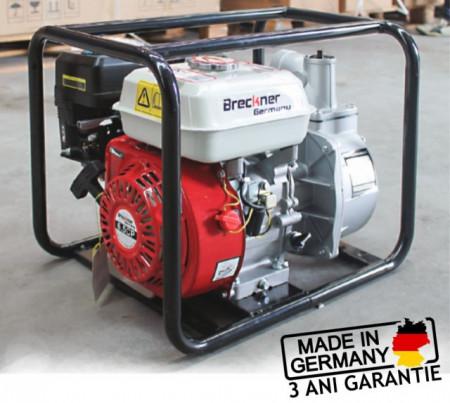 """Motopompa Breckner BK87740 6.5 CP, 2"""", benzina 36 m3/h"""