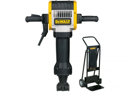 Poze Ciocan demolator 30kg 28mm Hex 2100W 52J Dewalt - D25980K