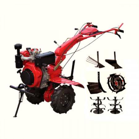 Motocultor diesel  MT 10-120-D P2