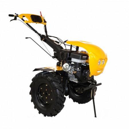 Motosapa Progarden HS1100-16, roti 600x12, far