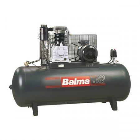 Compresor de aer NS59S-500 FT10 BALMA, debit aer aspirat 1210 l/min