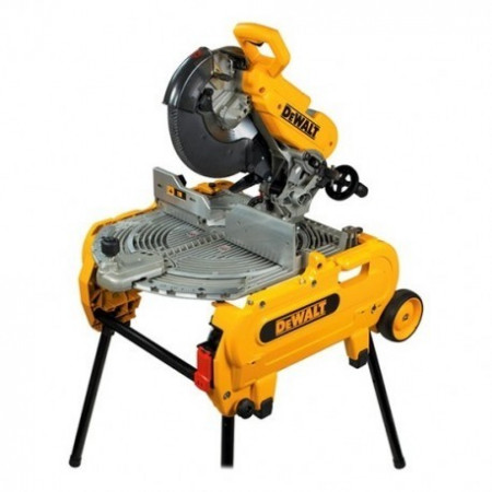 Debitor pentru lemn/aluminiu 2000W, 305x30mm DeWalt - D27107