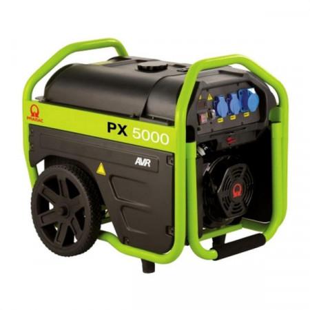 Generator de curent monofazat tip PX5000