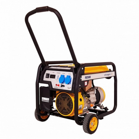 Generator open frame Stager FD 2500