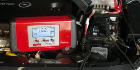 Poze Redresor auto Telwin DOCTOR CHARGE 50