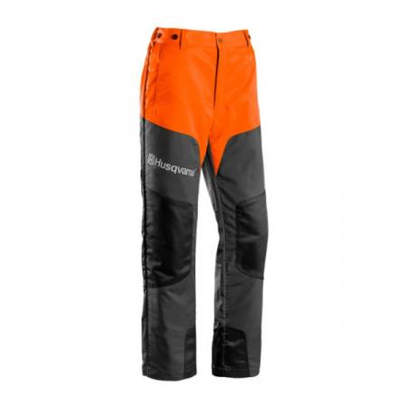 Set echipament de protectie Husqvarna classic - manusi, pantaloni, casca