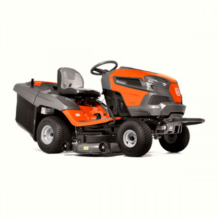 Tractoras pentru tuns gazonul Husqvarna TC 242TX
