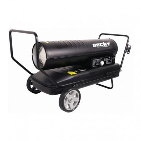 Turbina diesel cu aer cald cu roti si manere Hecht 3039