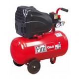 Compresor de aer coaxial fara ulei FINI CIAO24/OL1850