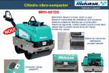 Cilindru vibro-compactor Mikasa MRH-601DS