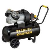 """Compresor aer Stanley 2 cilindri """"V"""" DV2/400/10/50 50L"""
