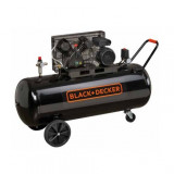 Compresor Black+Decker 270L 4HP 10 Bar - BDV 445/270-4T