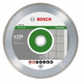 Disc diamantat pentru ceramica 230mm Bosch
