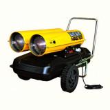 Generator aer cald Profesional cu 2 tuburi 2x44 kW Master B 300 CED