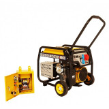 Generator curent open frame Stager FD 10000E3+ATS