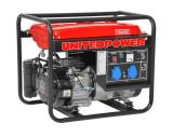 Generator de curent 7 CP, 3000 W Hecht GG 3300