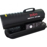 Tun de aer cald pe motorina 20 KW ZB-K70