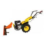 Motocultor multifunctional ProGarden BT 330/G190, pachet cu bara de cosire