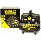 Compresor profesional Silent fara ulei 105l/min Stanley Fatmax DST 101/8/6