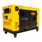 Generator insonorizat Stager YDE12TD3, 3000rpm, diesel, trifazat