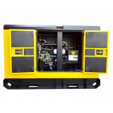 Generator insonorizat Stager YDY22S3, silent, diesel, trifazat