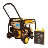 Generator open-frame 8kW Stager FD 10000E+380V ATS automatizare trifazata