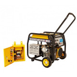 Generator open frame Stager FD 6500E+ATS