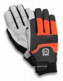 Manusi cu 5 degete Technical 20 (cu protectie pentru motoferastrau)
