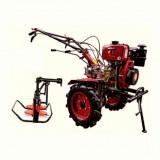 Motocultor WM1100D(KM)-6 9 CP + cositoare rotativa