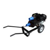 Motopompa de presiune pe benzina DWP 420 BS3 cu motor DWP BS3