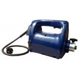 Vibrator beton cu ax flexibil de 4m si cap vibrare 25/38/48/58mm, tensiune de alimentare 220V