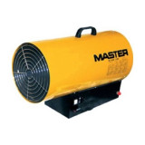 Incalzitor pe gaz Master BLP 73 M