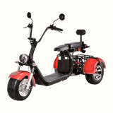 Scuter electric Hecht Cocis Max Red