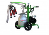 Aparat de Muls 130 Aluminiu PC Gardelina Green Line 1 post, 30 L