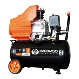 Compresor 24L Daewoo 2 CP 195L/min 8 Bar