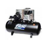 Compresor pe roti Fiac AB150/338, 150 L, 2 pistoane
