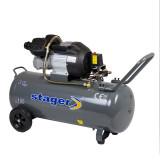 Compresor Stager HM3100V 3CP 100L