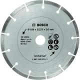 Disc diamantat 180 beton - PP inlocuit de 2608602654