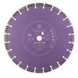 Disc diamantat NORDIA Perfect Dual-Storm, 450 x 25.40 x 3.2 x 10 mm