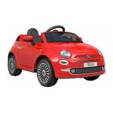 FIAT 500 - RED