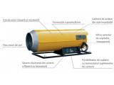 Generator aer cald suspendat Master BS 360, putere 111 kW